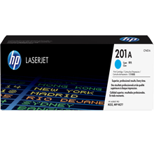 ~Brand New Original HP CF401A (201A) Laser Toner Cartridge Cyan