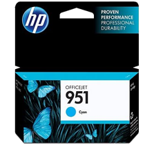 ~Brand New Original HP CN050AN HP951 INK/INKJET Cartridge Cyan