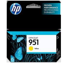 ~Brand New Original HP CN052AN HP951 INK/INKJET Cartridge Yellow
