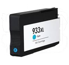Brand New Compatible HP CN054AN (933XL) INK / INKJET Cartridge Cyan High Yield
