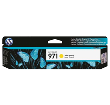 ~Brand New Original HP CN624AM (HP971) INK/INKJET Cartridge Yellow