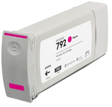 HP CN707A (792) INK / INKJET Latex Cartridge Magenta