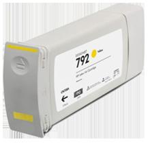 HP CN708A (792) INK / INKJET Latex Cartridge Yellow