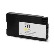 HP CZ132A (HP 711) INK / INKJET Cartridge Yellow