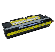 ~Brand New Original HP Q2672A Laser Toner Cartridge Yellow