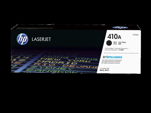 ~Brand New Original OEM HP CF410A (410A) Black Laser Toner Cartridge