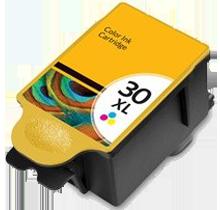 KODAK 1341080 (30XL) INK / INKJET Cartridge Color High Yield