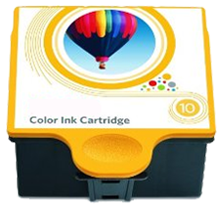 KODAK 1810829 #10XL INK / INKJET Cartridge Tri-Color