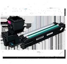 Konica Minolta A0WG0DF Laser Toner Cartridge Magenta