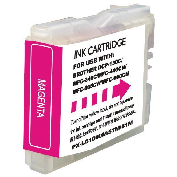 Brother LC51M Ink Cartridge Magenta
