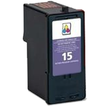 LEXMARK 18C2110 #15 INK / INKJET Cartridge Color