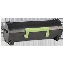 LEXMARK 50F1X00 Laser Toner Cartridge Black Extra High Yield