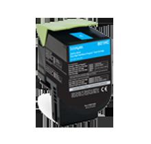 Lexmark 80C1HC0 Laser Toner Cartridge