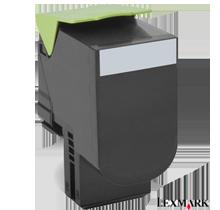 Lexmark 80C1SK0 Laser Toner Cartridge