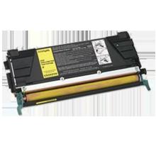 LEXMARK C5242CH Laser Toner Cartridge High Yield Yellow