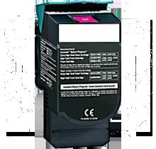 LEXMARK / IBM C544X1MG High Yield Laser Toner Cartridge Magenta