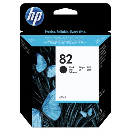 CH565A (HP 82) INK / INKJET Cartridge Black
