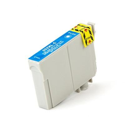 EPSON T252XL220 INK / INKJET Cartridge Cyan High Yield