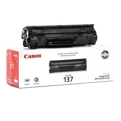 CANON 137 (9435B001) Laser Toner Cartridge Black