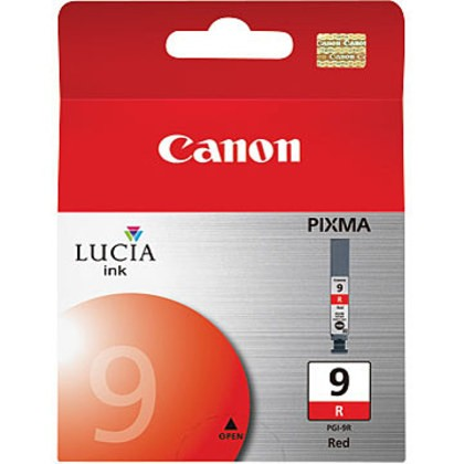CANON PGI-9R INK / INKJET Cartridge Red (With Chip)