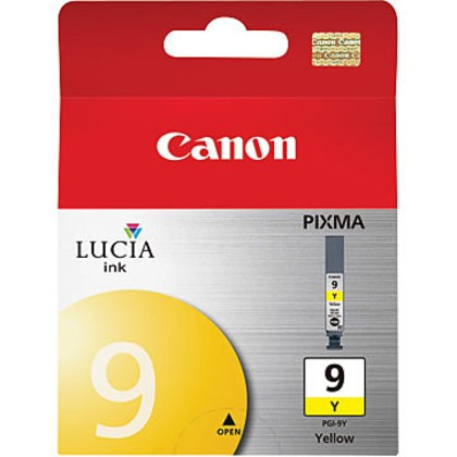 CANON PGI-9Y INK / INKJET Cartridge Yellow