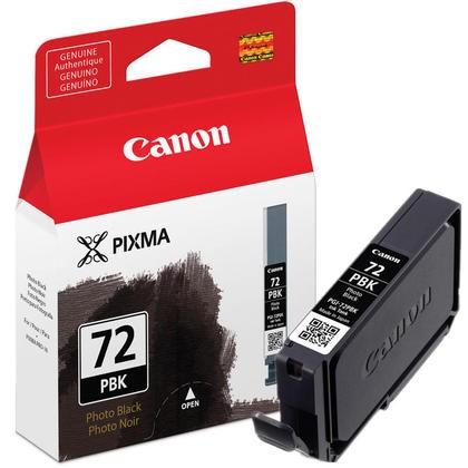 ~Brand New Original CANON PGI-72PBK Ink / Inkjet cartridge Photo Black