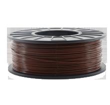 3D Printing N3D-PLA-Brown Laser Toner Cartridge Brown 1KG / Roll Solid Diameter 1.75mm