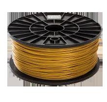 3D Printing N3D-ABS-Gold Laser Toner Cartridge Gold 1KG / Roll Solid Diameter 1.75mm