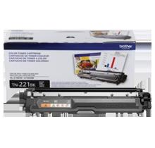 BROTHER TN-221BK Laser Toner Cartridge Black