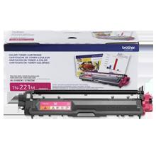 BROTHER TN-221M Laser Toner Cartridge Magenta