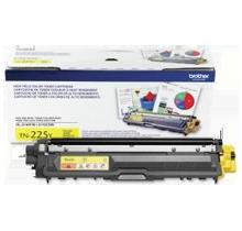 BROTHER TN225Y High Yield Laser Toner Cartridge Yellow