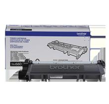 ~Brand New Original BROTHER TN660 Laser Toner Cartridge Black High Yield