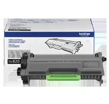 ~Brand New Original BROTHER TN820 Laser Toner Cartridge Black