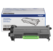 ~Brand New Original BROTHER TN880 Extra High Yield Laser Toner Cartridge Black