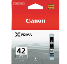 CANON CLI-42GY INK / INKJET Cartridge Grey