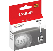 Original CANON CLI-226GY INK / INKJET Cartridge Gray