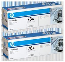~Brand New Original PACK of 2 - HP CE278D Laser Toner Cartridge (Dual Pack)
