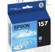 ~Brand New Original EPSON T157220 INK / INKJET Cartridge Cyan