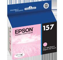 ~Brand New Original EPSON T157620 INK / INKJET Cartridge Vivid Light Magenta
