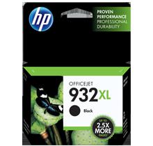 Brand New Original HP CN053AC 932XL INK / INKJET Cartridge Black
