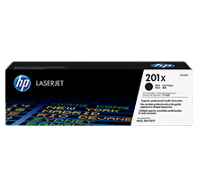 HP CF400X (201X) Laser Toner Cartridge High Yield Black