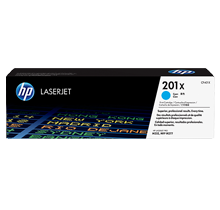 HP CF401X (201X) Laser Toner Cartridge High Yield Cyan