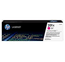 HP CF403X (201X) Laser Toner Cartridge High Yield Magenta