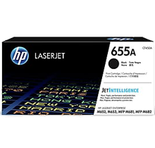 ~Brand New Original OEM-HP CF450A (655A) Laser Toner Cartridge Black
