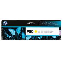 ~Brand New Original HP D8J09A (980) INK / INKJET Cartridge Yellow