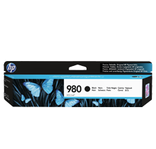 ~Brand New Original HP D8J10A (980) INK / INKJET Cartridge Black