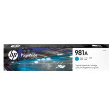 ~Brand New Original HP J3M68A (HP981) Laser Toner Cartridge Cyan