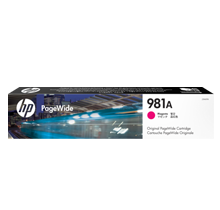 ~Brand New Original HP J3M69A (HP981) Laser Toner Cartridge Magenta