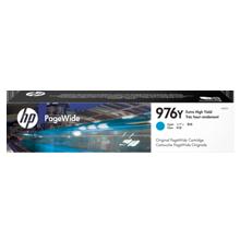 ~Brand New Original HP L0R05A (976Y) Extra High Yield INK / INKJET Cartridge Cyan