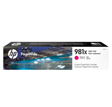 ~Brand New Original HP L0R10A (HP981) High Yield Laser Toner Cartridge Magenta